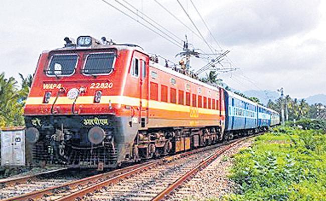 Cabinet Approves Bonus For Railway Employees - Sakshi