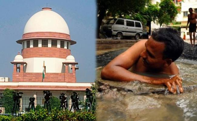 No Country Sends its People to Gas Chambers to Die: Supreme Court - Sakshi