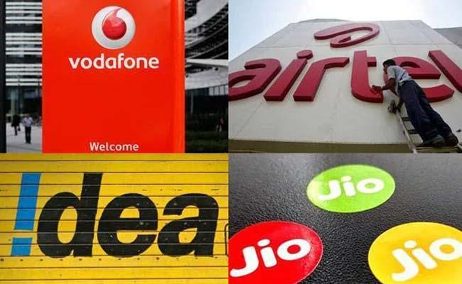 Vodafone Idea the Largest Telecom Operator in India  as of July- TRAI - Sakshi