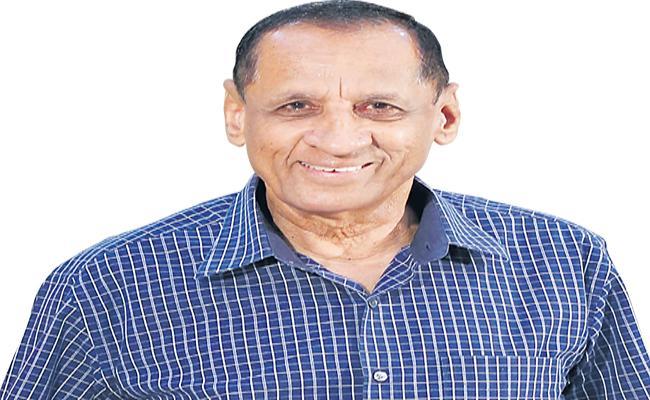ESL Narasimhan Relation With Telugu States - Sakshi