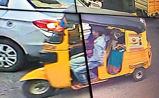 Hyderabad Police Reveals Girl Child Kidnap Case - Sakshi