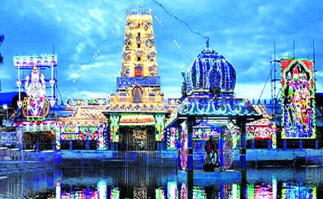 Kanipakam Vinayaka Brahmotsavam In Chittoor - Sakshi