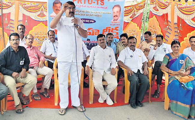 MLC Kura Ragotham Reddy Speech In Siddipet - Sakshi