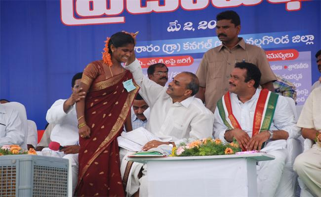 YS Rajasekhara Reddy Relation With Nalgonda District Special Story - Sakshi