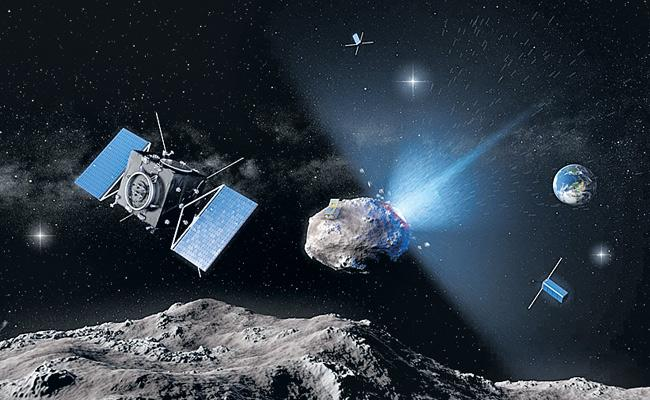 Special Story On Asteroids - Sakshi