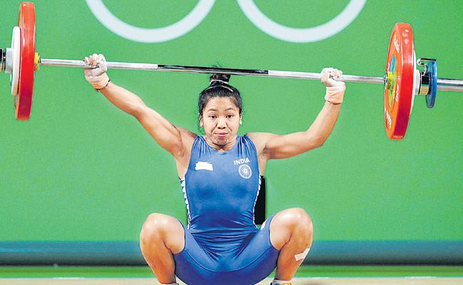 Mirabai Chanu Finishes Fourth In World Championship - Sakshi