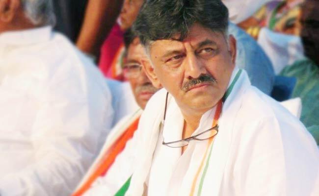 DK Shivakumar Moved To Tihar Jail - Sakshi