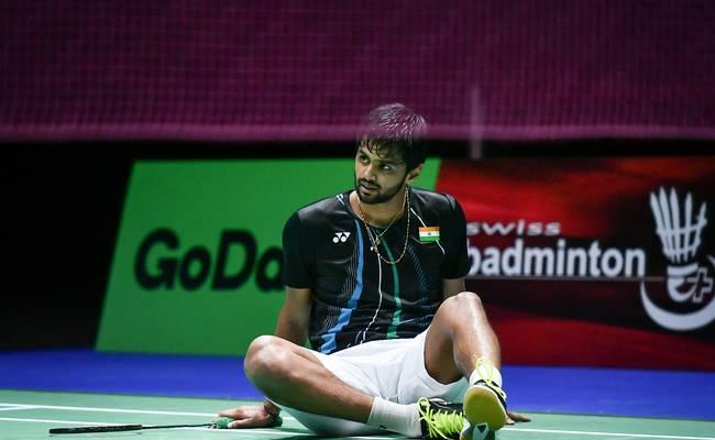 Praneeth out of China Open, Indias Campaign Over - Sakshi