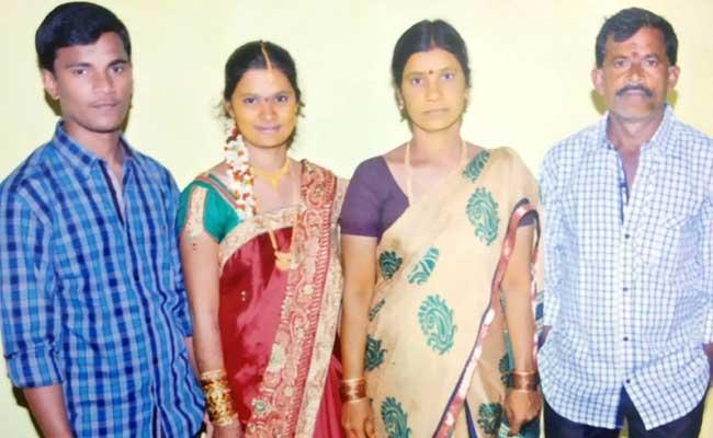 Dilip First Rank In Village Secretariat Exam Results - Sakshi