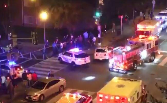 Multiple People Shot On Streets Of Washington - Sakshi