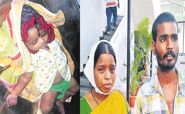 Child Death in Hyderabad With Vaccine Reaction - Sakshi