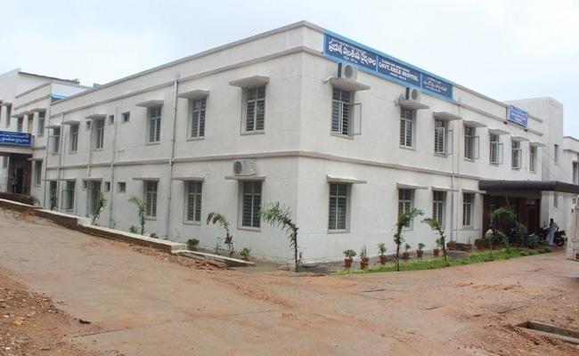 Pregnant Woman Delivered At Bathroom In Medak Government Hospital - Sakshi