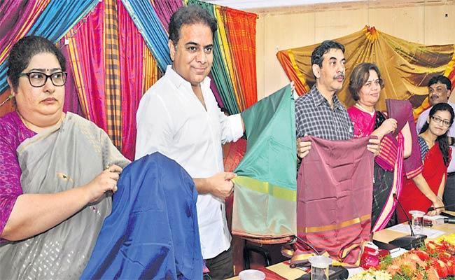 Bathukamma Sarees Distribution From 23rd September - Sakshi