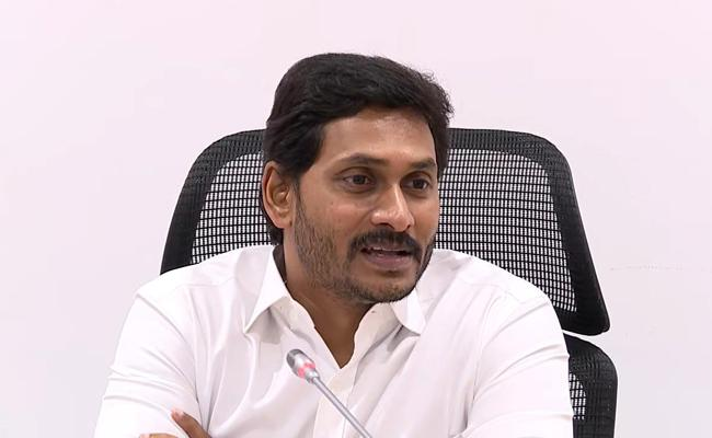 CM YS Jagan Review Meeting On Animal Husbandry And Fisheries Department - Sakshi
