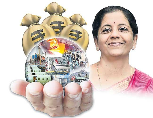 Corporate tax rate cuts, changes in income tax rules explained - Sakshi