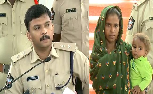 Gannavaram Police Solved The Kidnapping Case - Sakshi