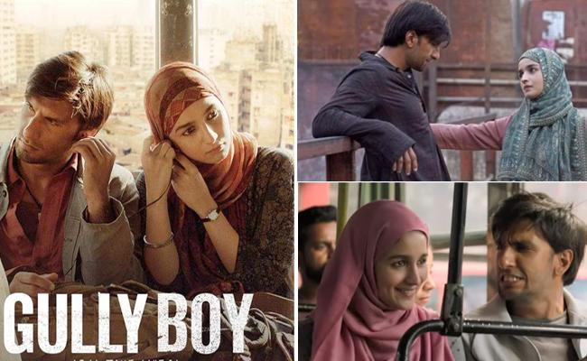 Gully Boy Is Indias Official Entry For The Oscars - Sakshi