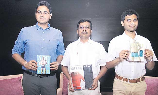 KPR Group launches organic innerwear - Sakshi