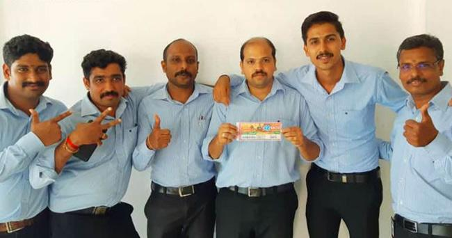 Six Kerala Friends Win Rs 12 Crore Jackpot - Sakshi