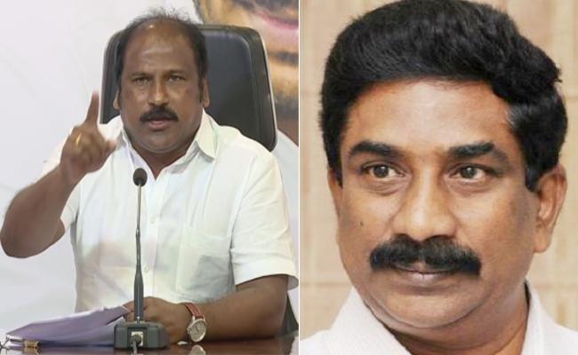 MLA Sudhakar Babu Fires On ABN Radhakrishna And Chandrababu Naidu - Sakshi