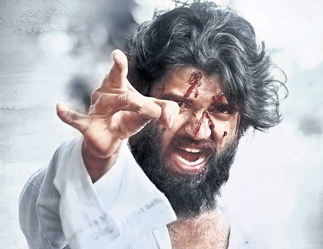 Vijay Devarakonda New Movie Titled World Famous Lover - Sakshi