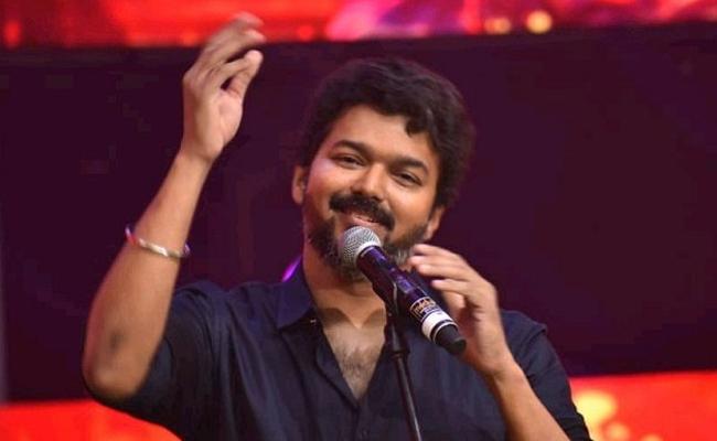 Thalapathy Vijay's Speech at Bigil Audio Launch Function - Sakshi