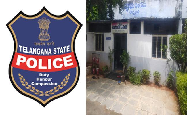 Choppadandi Third Best Police Station Among Telangana - Sakshi