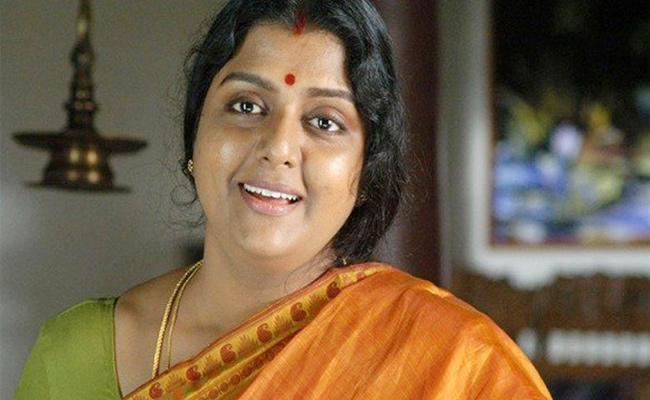 Child Labour Case File on Actress Bhanu Priya in Tamil nadu - Sakshi