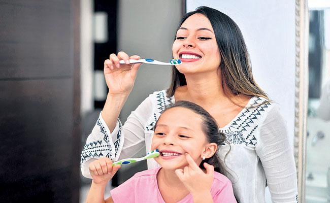 Brushing Habits Can Help Protect Teeth - Sakshi