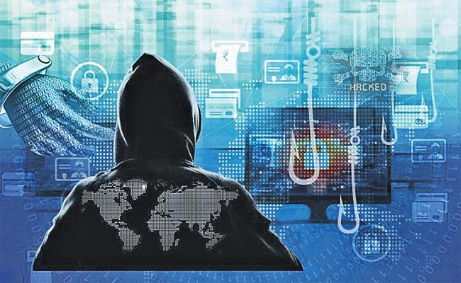 Cyber Criminals Cheat With Fake Foreign Jobs - Sakshi
