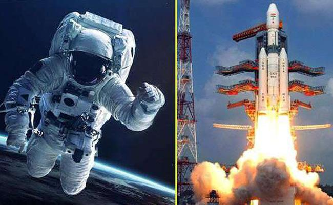 ISRO Next Priority Is Gaganyaan Says ISRO Chief Sivan - Sakshi