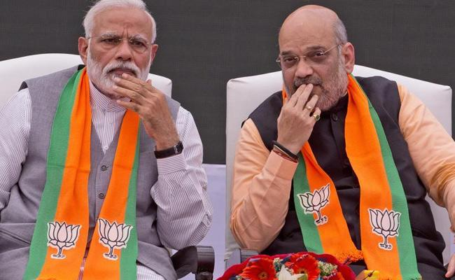 BJP Face First Election After Kashmir And NRC - Sakshi