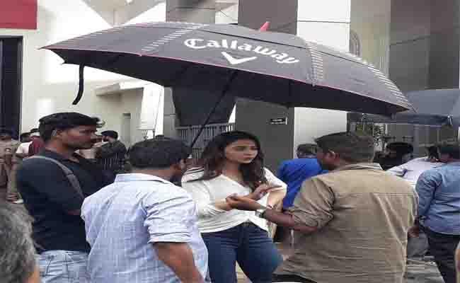 Indian 2 Shooting at Rajahmundry Jail - Sakshi