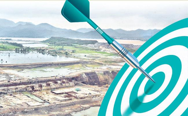 Ys Jagan first reverse tendering saves Rs 58.53 cr in Polavaram - Sakshi