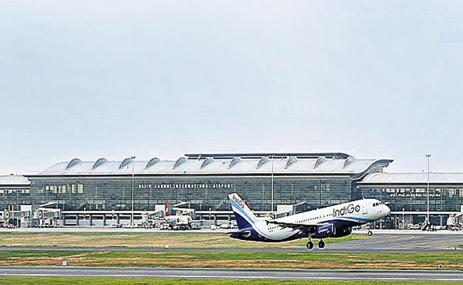 RGIA Third place in World Passenger Growth - Sakshi