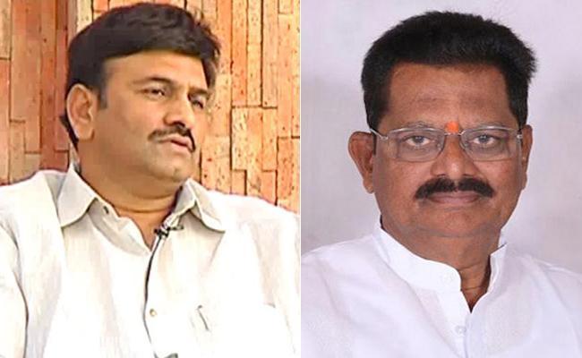 YSRCP MP Raghurama Krishnam Raju And Other Minister Visits Tanuku Constituency - Sakshi