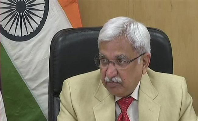 CEC Sunil Arora Press Meet Over Maharashtra Haryana Polls - Sakshi