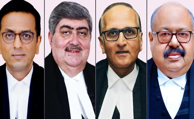 Campus Law Centre classmates are now Supreme Court judges - Sakshi