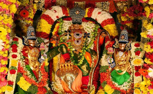 September 24 Koil Alwar Thirumanjanam  At Tirumala - Sakshi