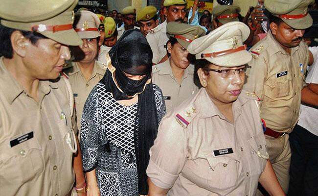Chinmayanand Accuser Says There Is No Justice Over His Arrest - Sakshi
