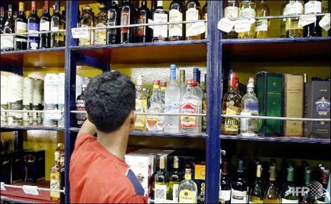 Ban Alcohol Workout in Krishna - Sakshi