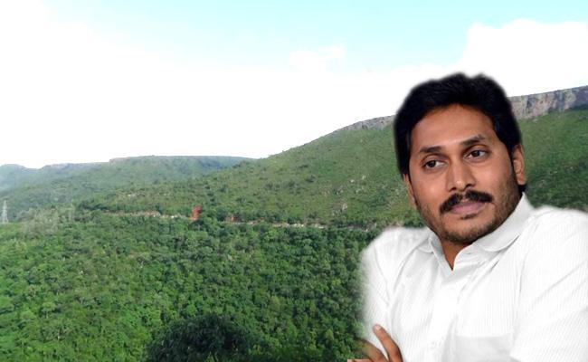 YS Jagan Cancellation Bauxite Mining Lease Visakha District - Sakshi