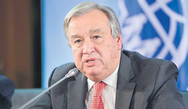 UN praises India for climate action - Sakshi