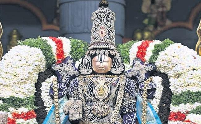 Statues Are Used In Festivals In The Temple - Sakshi