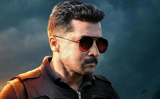 Suriya's Kaappaan Gets Positive Reports - Sakshi