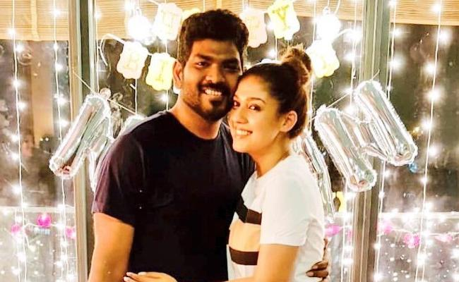 Astrologer Balaji Haasan Predicts Nayanthara's Marriage - Sakshi