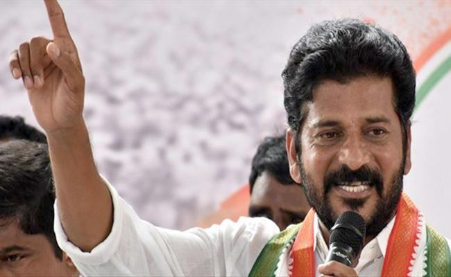 Revanth Reddy Writes Open Letter To KCR Over Constable Results - Sakshi
