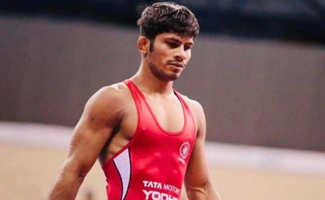 Rahul Bags Bronze As India Finish With Best Ever - Sakshi