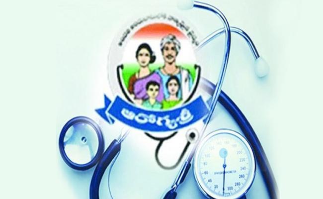 Aarogyasri Network Hospitals President Speech In Vijayawada - Sakshi