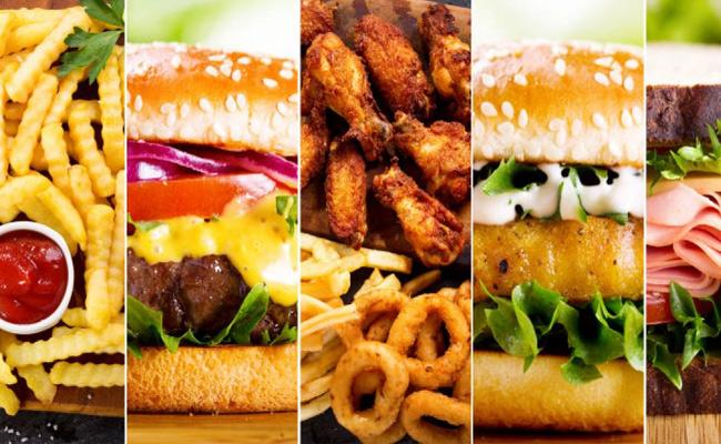 Study Says Fast Food May Contribute To Teen Depression - Sakshi